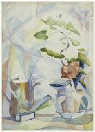 Untitled (Cubist Still Life)