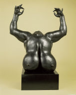 Torso with Arms Raised