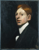 (Portrait of a Young Man)