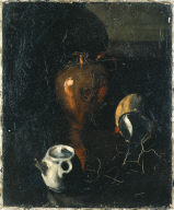 (Still Life with Jugs)