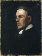 (Portrait of a Man with Spectacles)