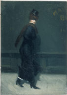(Woman Walking)