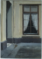 (Interior Courtyard at 48 rue de Lille, Paris)