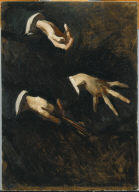 (Studies of Hands)