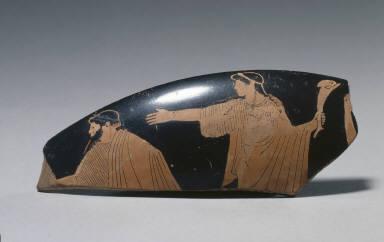 Fragment of a Kylix