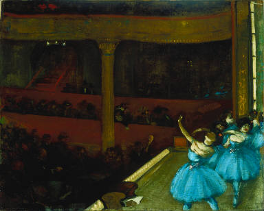 Entrance of the Ballet