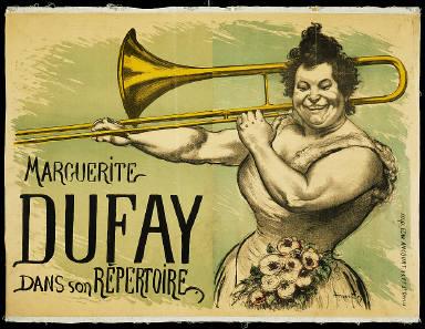 Marguerite Dufay dans son repetoire