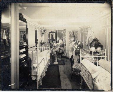 Interior of President Taft's state room