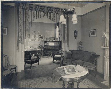 President Taft's hotel suite