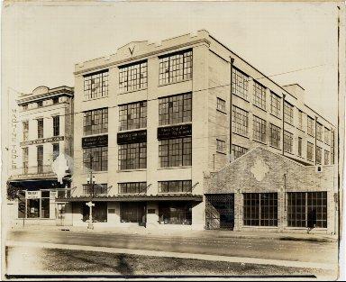 Van Horn building
