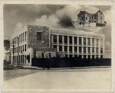 Orleans cotton mill