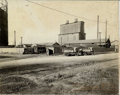 W. G. Coyle & Co. coal yard