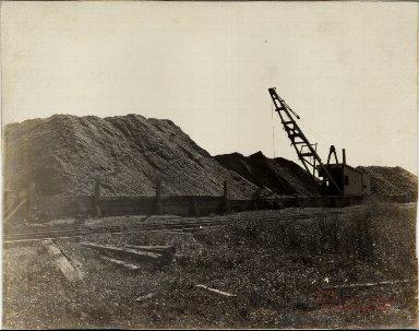 Chalmette coal bins