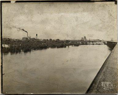 Dock board wharf