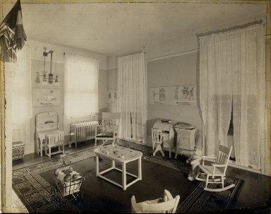 Childs playroom