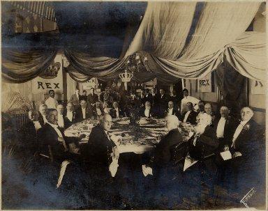 King Rex's banquet.
