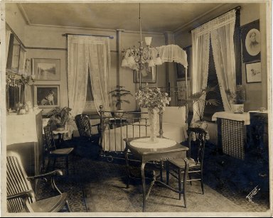 Bedroom at Greenwald