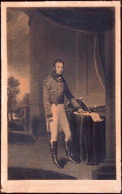 Lieutenant General Sir George Prevost