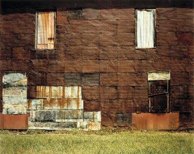 Side of Cotton Warehouse--Newbern, Alabama