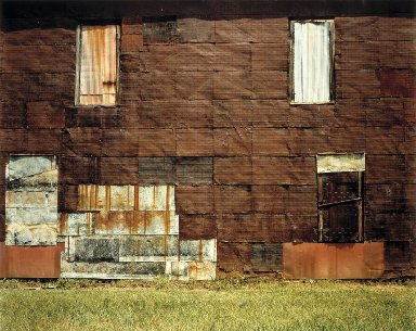 Side of Cotton Warehouse--Newbern, Alabama