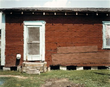 Side of House--near Marion, Alabama