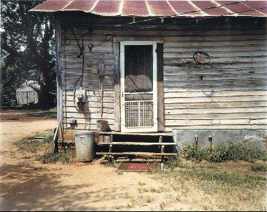 White Door--near Stewart, Alabama
