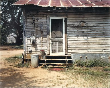 White Door--near Stewart, Alabama
