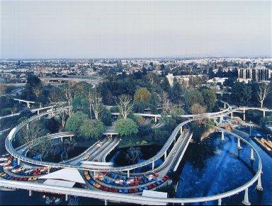 Autopia - Disney - Los Angeles