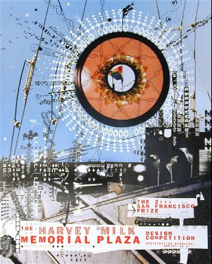 San Francisco Prize Poster: Harvey Milk Plaza