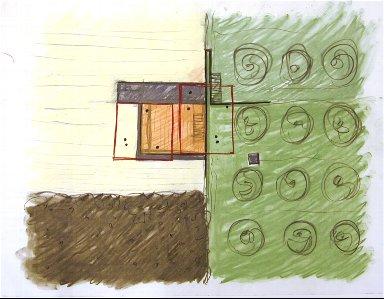 Rural Site: Site Plan Sketch