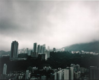 Apartment Buildings, Above Happy Valley, Hong Kong, from the portfolio Map of the East