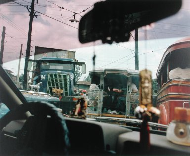 A Traffic Jam, Tondo, Manila, from the portfolio Map of the East