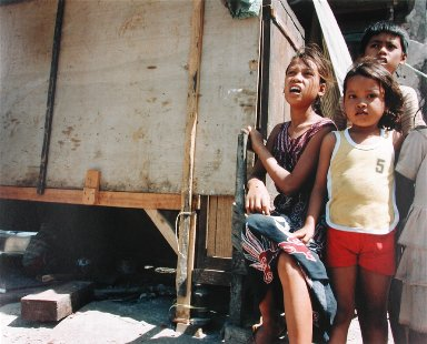 Kampung Children, Surabaya, from the portfolio Map of the East