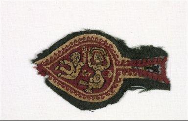 Spade-shaped Terminus of a Clavus