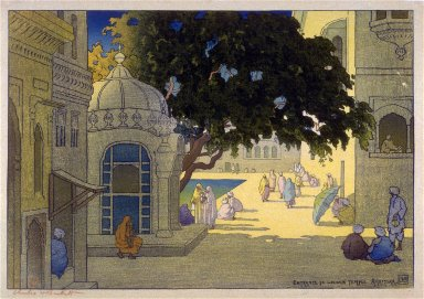 Entrance to Golden Temple, Amritsar