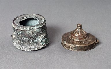 Inkwell with Lid