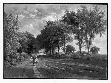 The Road to the Farm