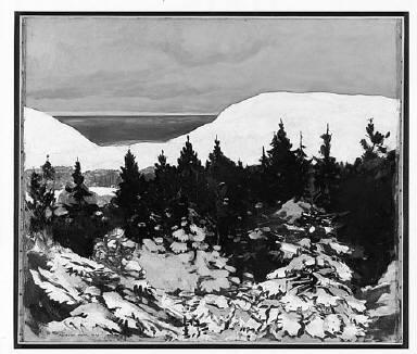 Maine Coast, Winter