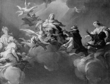 The Glory of St. Dominic