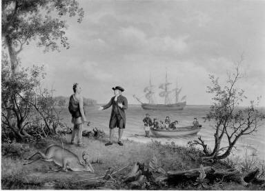 The Landing of William Penn