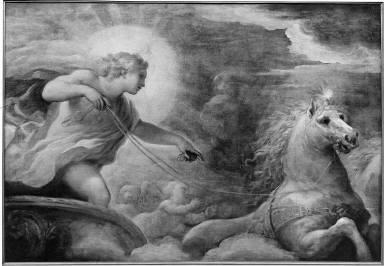 Apollo in his Chariot