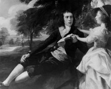 Thomas Lane and His Sister Harriot
