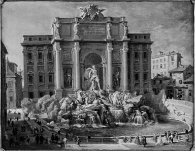 Fountain of Trevi, Rome