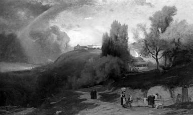 Scene in Perugia