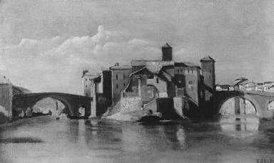 Island of San Bartolomeo, Rome