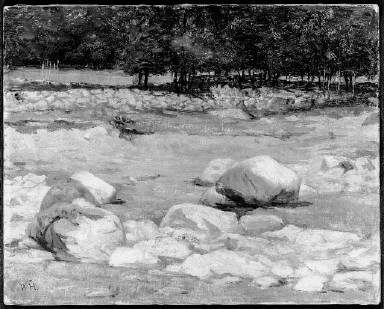 Study of Rocks, North Easton