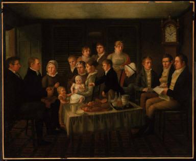 The Peckham-Sawyer Family
