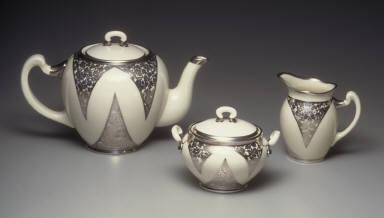 Teaset (teapot)