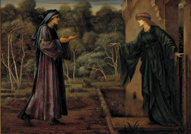 The Pilgrim at the Gate of Idleness