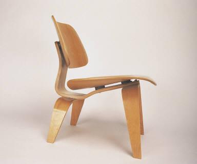 LCW chair (Lounge Chair Wood)
